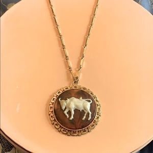 Jewelry - Bull Costume Necklace